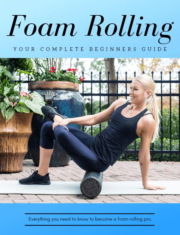 A2Z Personal Training Foam Roller Guide